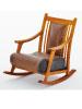 工芸たたみ椅子ロッキング