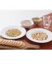 サバイバルフーズ ファミリーセットA(野菜シチュー大缶×3、クラッカー大缶×3)*約60食分(2人家族で1日3食10日間分)