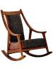 らく楽椅子「工芸」ロッキング ※ご注文は電話・FAXで。